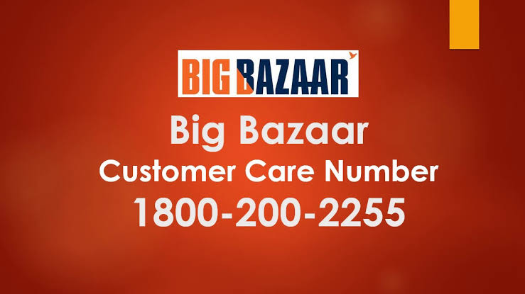 Big Bazaar Customer Care Number