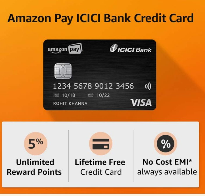 Amazon Pay ICICI Credit Card | All you need to know