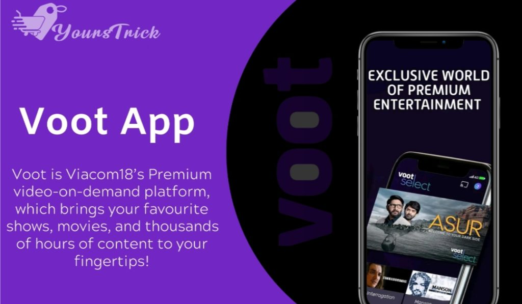 Voot App Downloads | Watch Free Voot Select Show | Asur Web Series