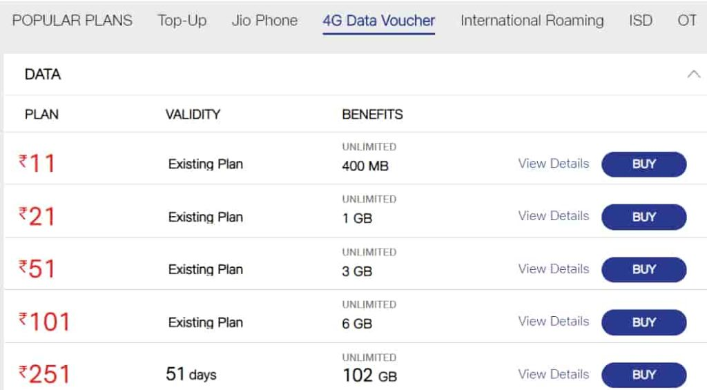 Best Jio Data Booster Tricks 2020 | 13 GB Internet + 500 min calling at Rs.70