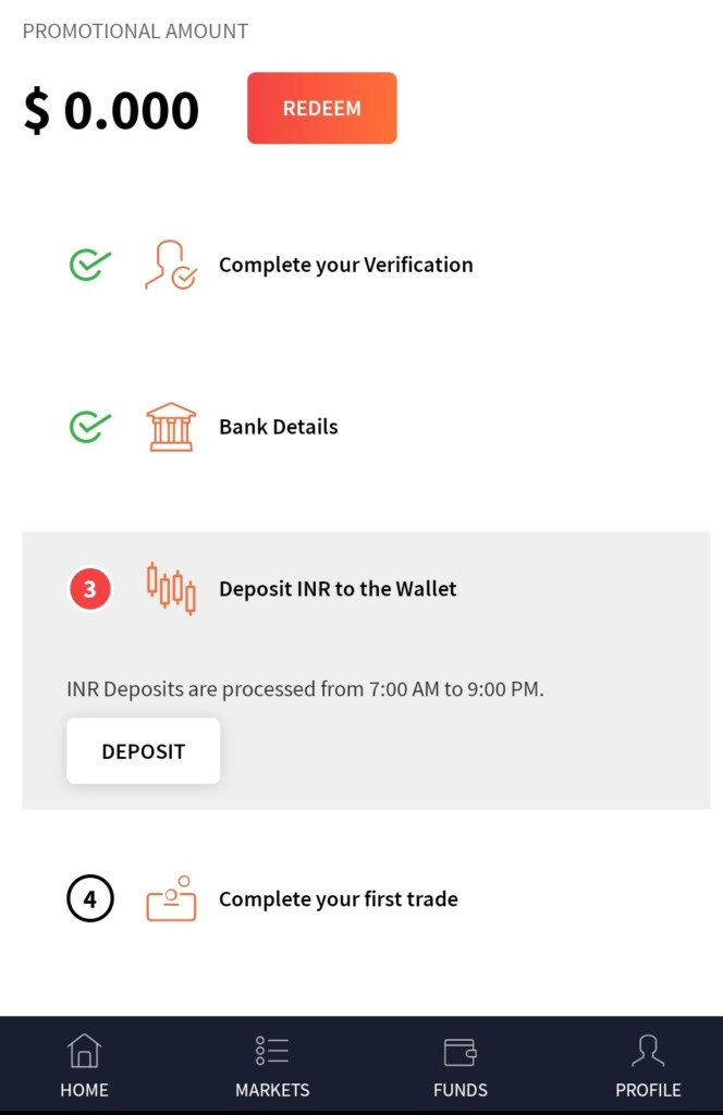 coindcx review referral code review