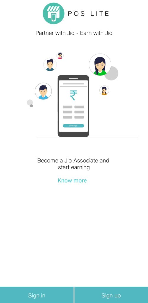 Jio POS Lite Referral Code | Earn 14% commission on Jio recharge, Registration Process