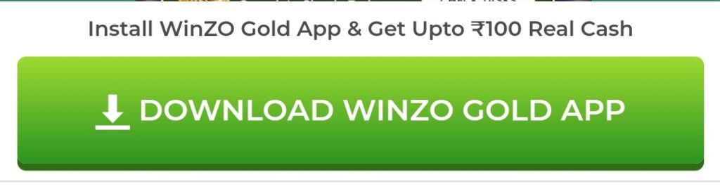 Winzo Gold Referral Code |Refer and Earn Upto Rs.5000