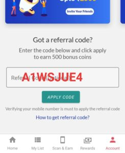 Rewardpe Referral Code - Shop & Earn Free Paytm |App Download
