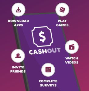 CashOut App - Get Giftcards In Free | Refer & Earn