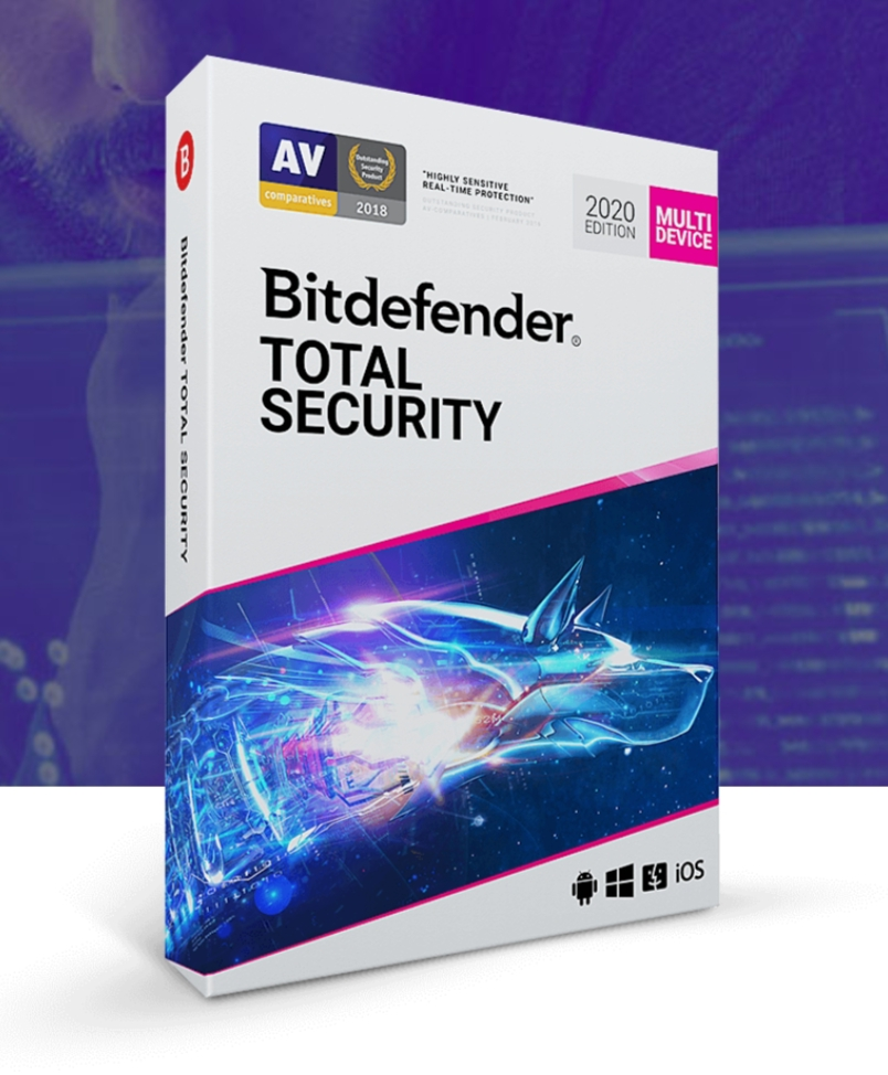 Get Free Bitdefender Total Security For Three Months