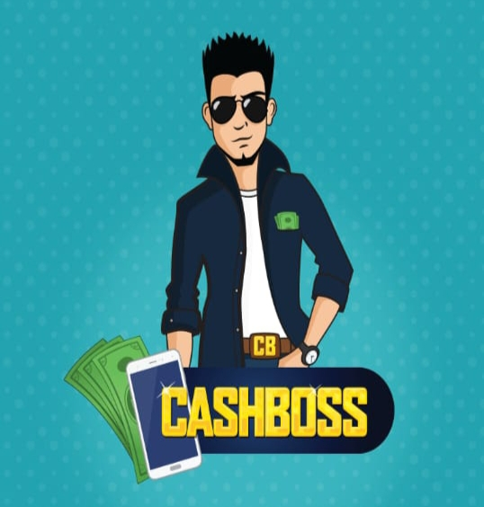 CashBoss Referral Code - Signup & Get Rs.35 | App Download