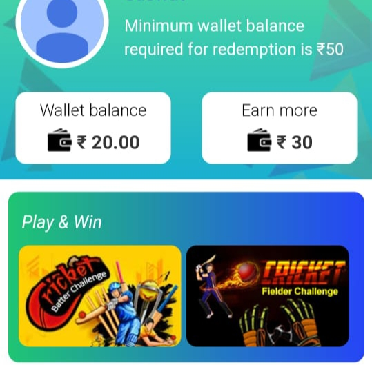 CrickMania Gaming Loot - Signup & Get ₹20 Paytm | ₹4/Refer