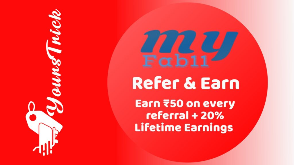 Myfab11 Refer & Earn