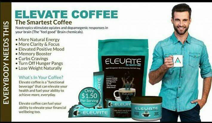 [Free Sample] Get Elevate Coffee Sample For Free | Loot Fast