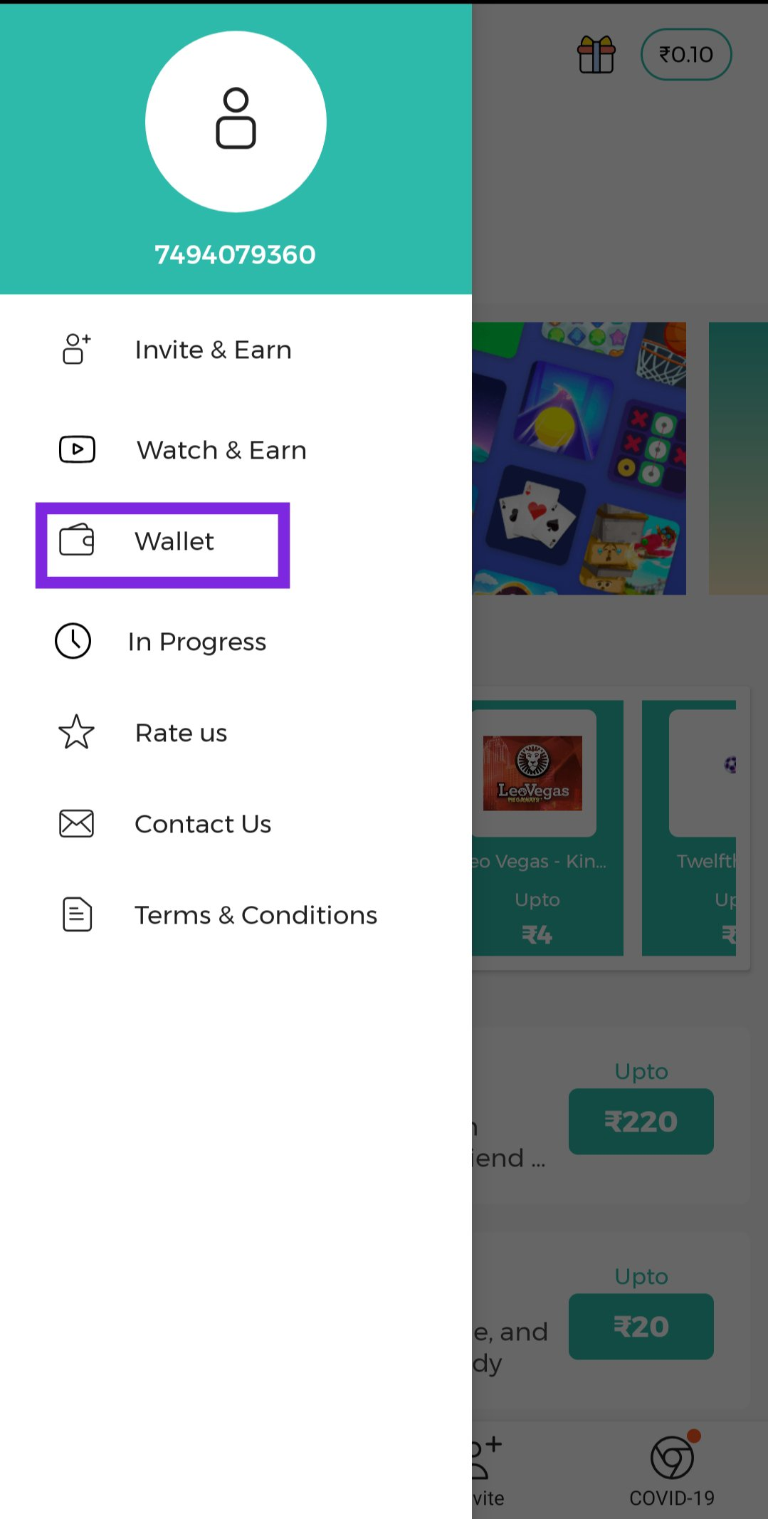 Cashbuddy App - Signup & Get Rs.20 | Refer & Earn