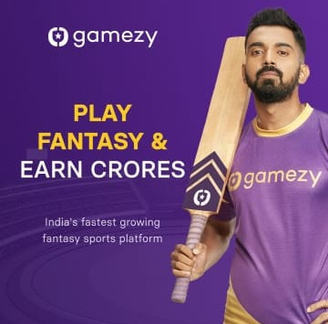 Gamezy Referral Code 2021 | Rs.1500 bonus on Signup