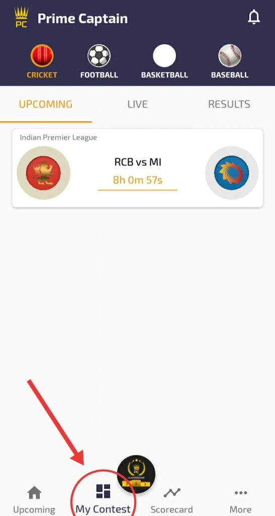 Prime Captain Referral Code | Low competition fantasy