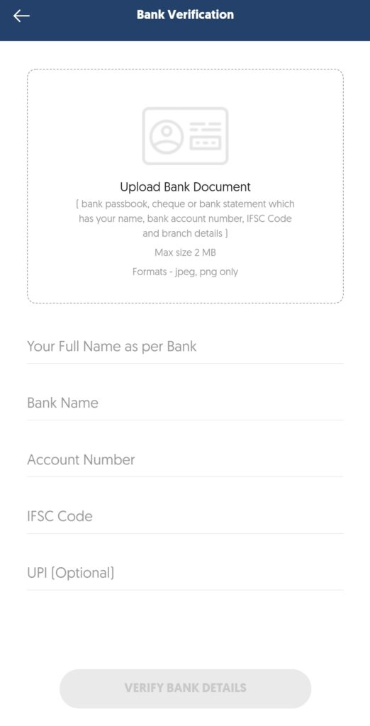 How To Withdraw and do KYC on Fantasy Akhada App